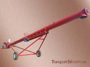 Конвейер (транспортёр) винтовой (шнековый) передвижной