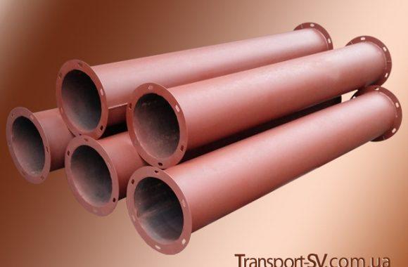 Самопливні труби (зернопроводи)